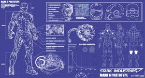Iron Man Design Project | Hugh Fox III
