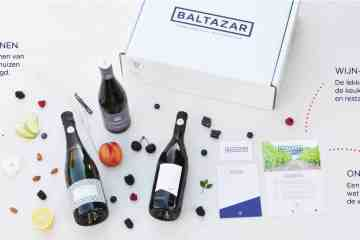 Samenwerking Foxilicious en Baltazar