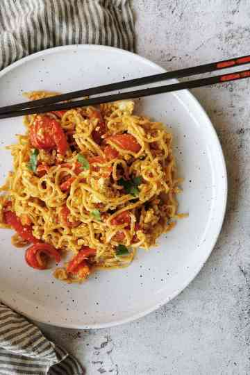 Curry zonder pakjes en zakjes