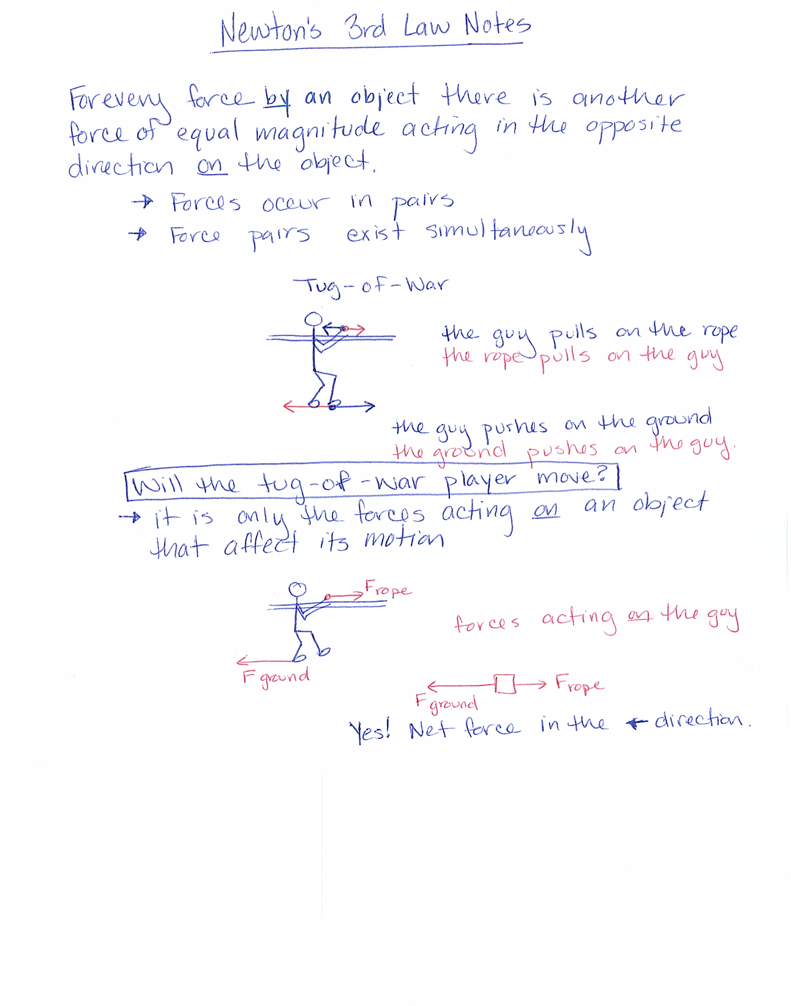 Physics Fall