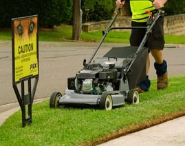 Mowing and Gardening Franchise