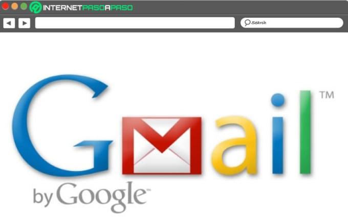 Google Mail o Gmail