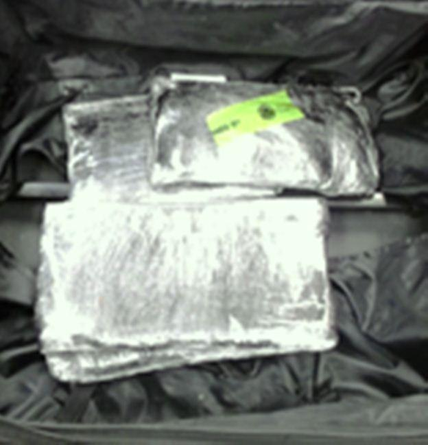 Hidalgo, Meth-6.92 lbs, 1 Arrest, 02252013, courtesy CBP Hidalgo