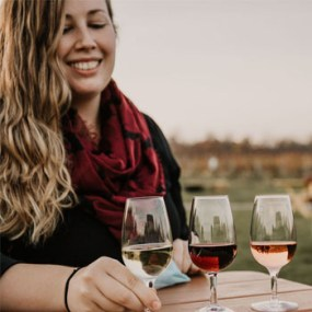 Samantha Conley, Marketing and wine club manager at Fox Run