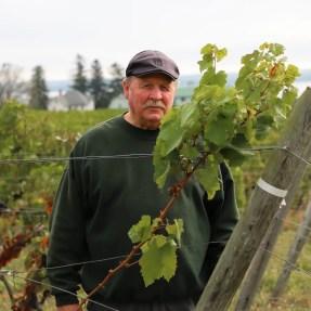 Meet the team, John Kaiser, vineyard manager at Fox Run