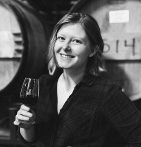Meet the team, Ashley McCaffrey, assistant winemaker at Fox Run