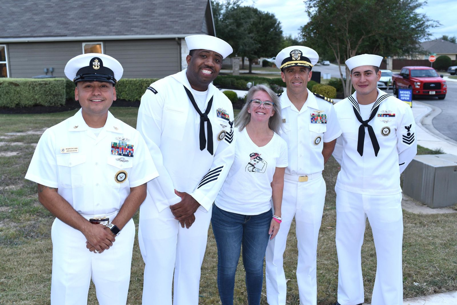 Terminally Ill Child Named Honorary Sailor By San