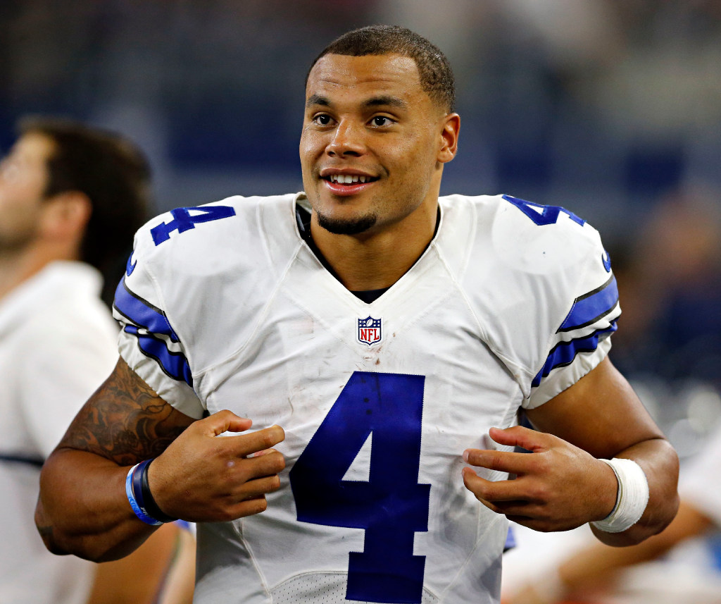 Dak Prescott: The Man We Should All Aspire to be Like