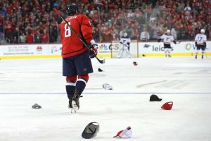 Ovechkin Scores Hat Trick, Capitals Win 4-3