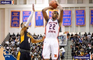 Morgan State Sweep Season Series Against Coppin St.