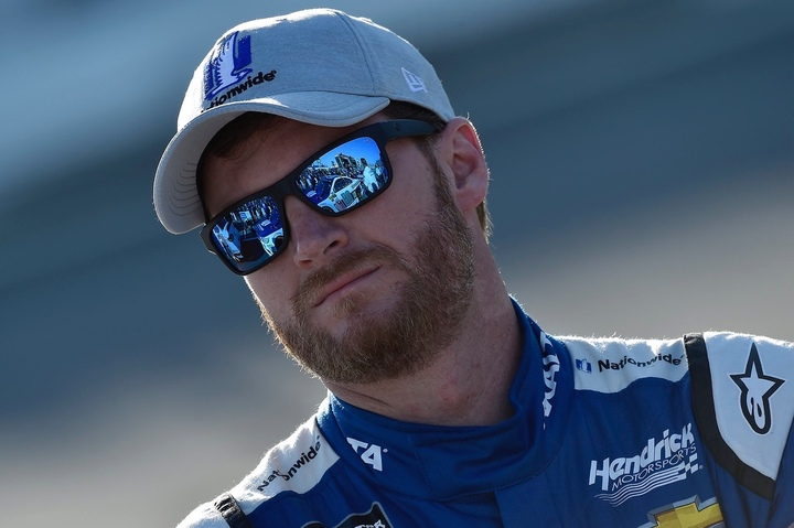 Dale Earnhardt Jr looks for a fresh start at Daytona