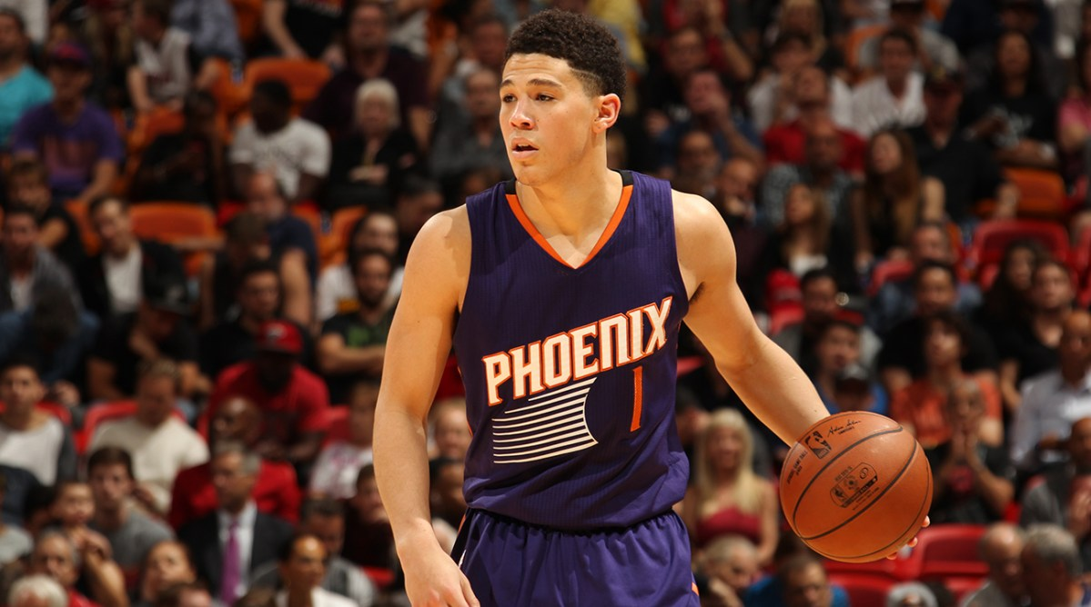Devin Booker Growing before Our Eyes