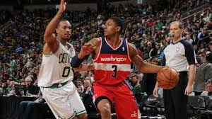 Wizards Fall to New Found Rival Celtics