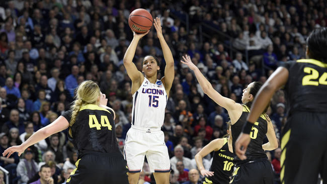Uconn's perfect season continues; Heading to the Final Four
