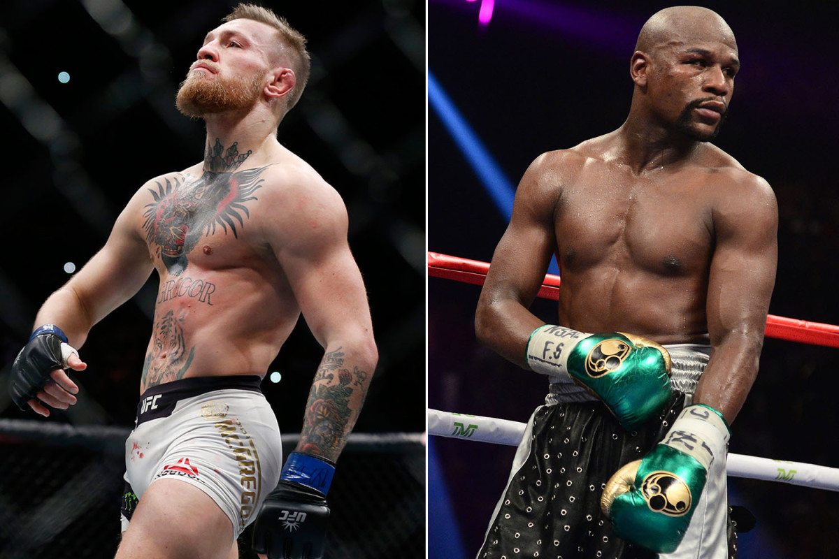Its In The UFCs Hands Floyd Mayweather And Conor