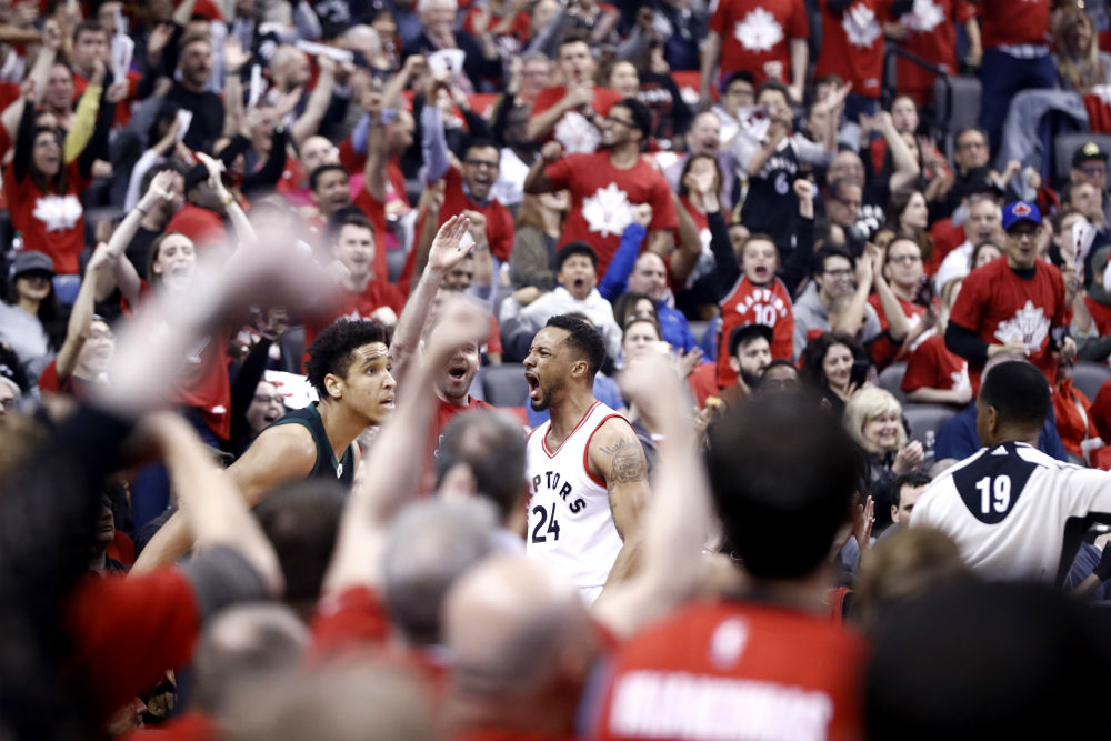 Norman Powell Is An X-Factor: Raptors Regain Control