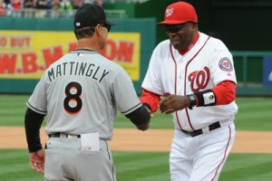 Nationals Win First Game