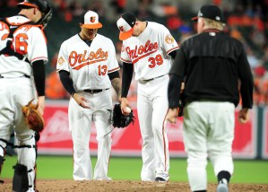 Orioles 'Streak' Still Alive After 5-0 Loss to Indians