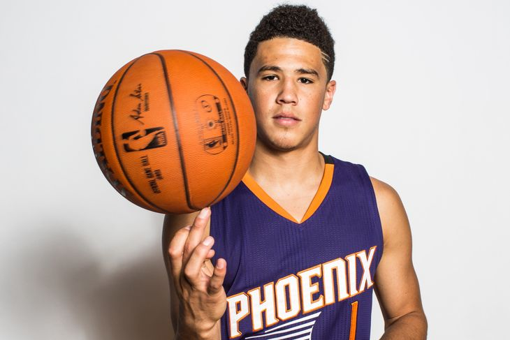 Original Series: Devin Booker's China Tour