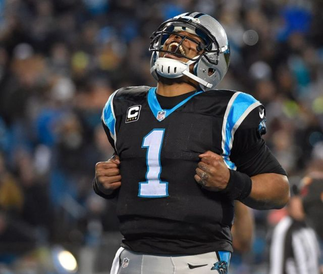 Cam Newton Is Everything A Quarterback Should Be