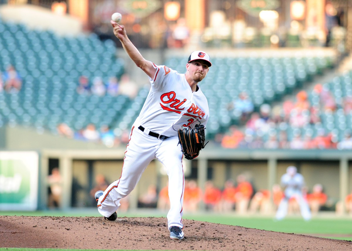 Kevin Gausman Only Allows One, Orioles Win 10-2