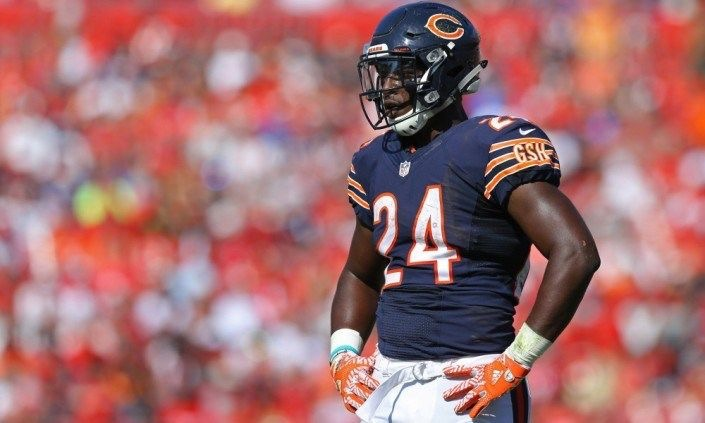 Jordan Howard looks to avoid sophomore slump