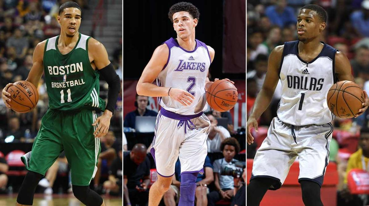 NBA Summer League Standouts' Highlights and Analysis