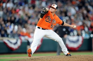 REPORT: Dodgers Interested In Baltimore Orioles Closer Zach Britton