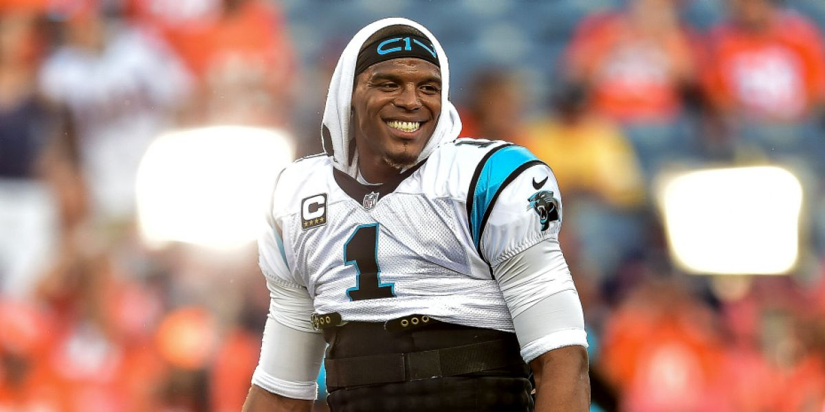 "Panthers getting Cam Newton ""Ready"" for Jacksonville"