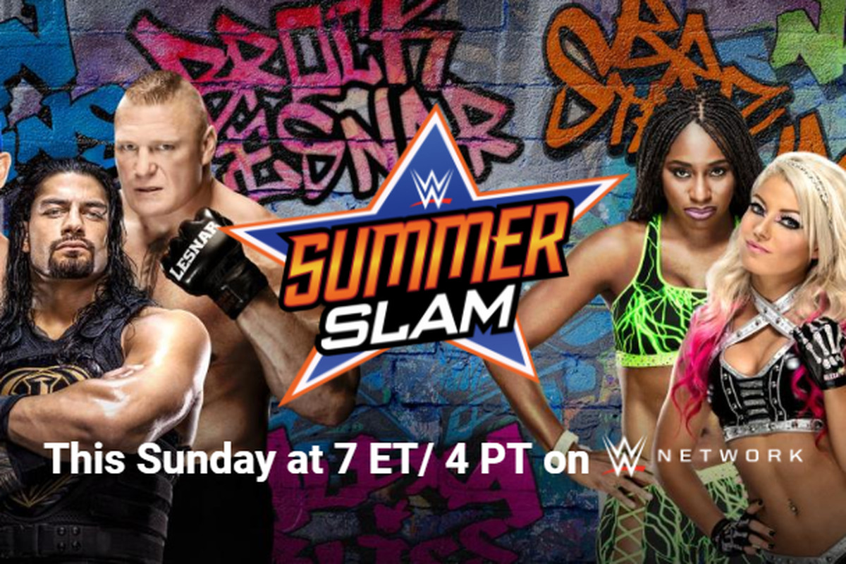 Summer Slam Preview
