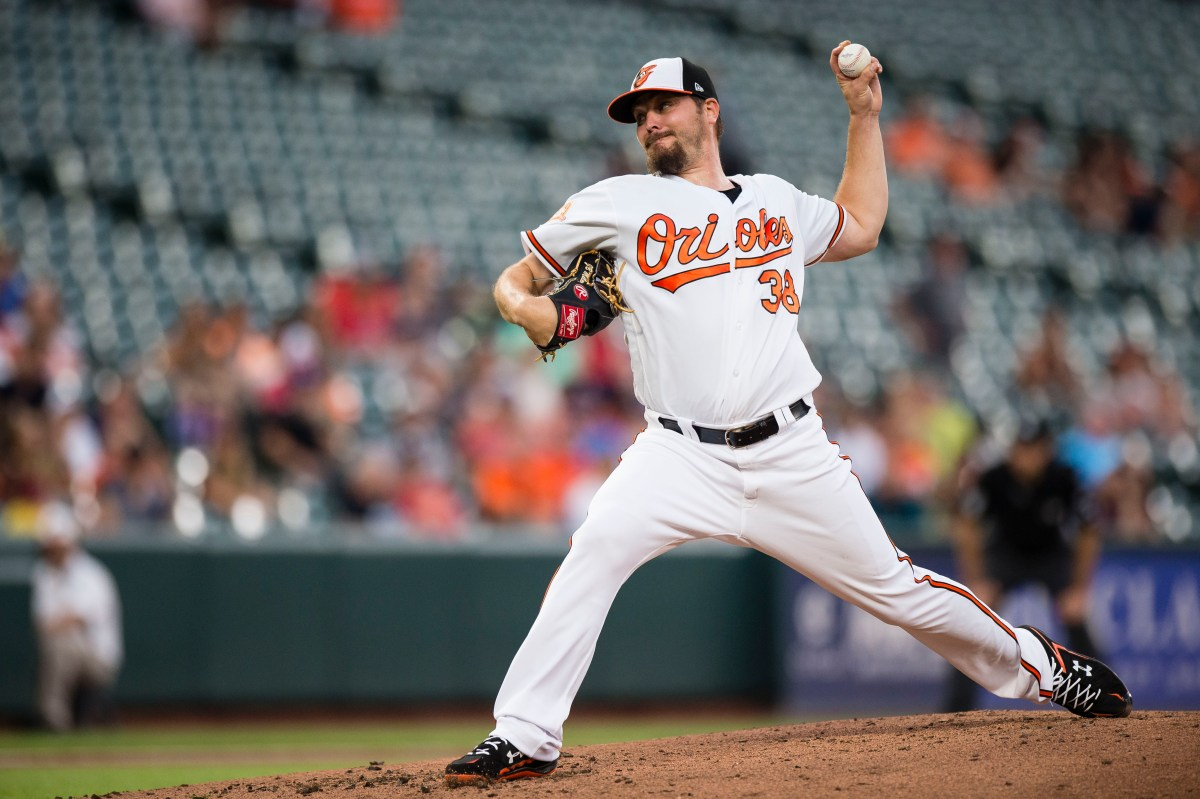Baltimore Orioles: Miley, Jones Speak After 7-3 Victory