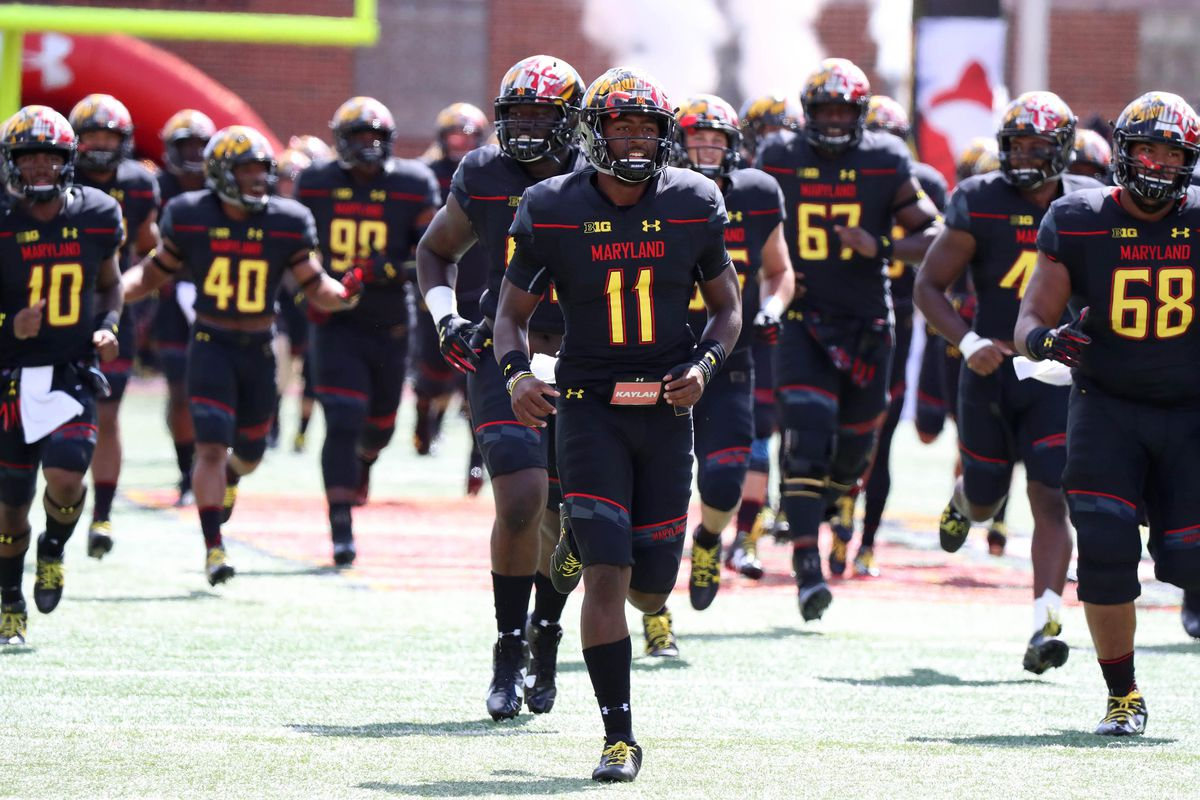 Terps Struggle With Kasim Hill Injury, Lose 38-10