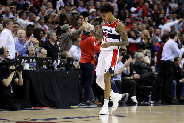 Kelly Oubre breaks down win against Pistons