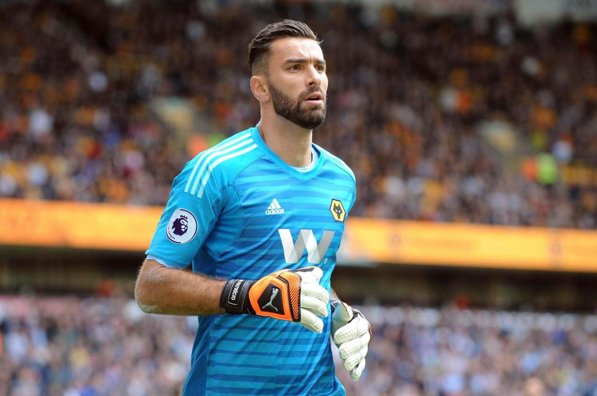 Interview: Wolves and Portugal goalkeeper Rui Patricio