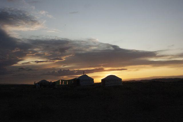 Sunset, Arburd Sands
