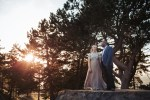 Ilkley Moor wedding engagement photographer