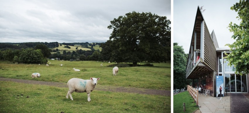 Yorkshire Sculpture Park Wedding | Fox Tail Photography