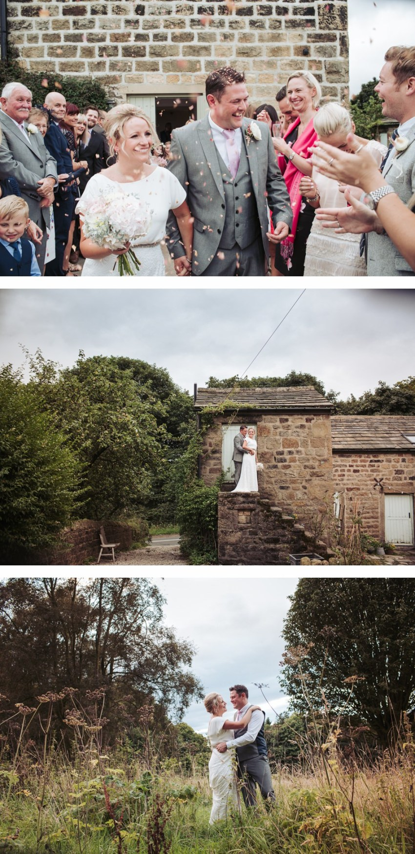 Otley barn wedding | Leeds wedding photographer | West Yorkshire barn wedding |