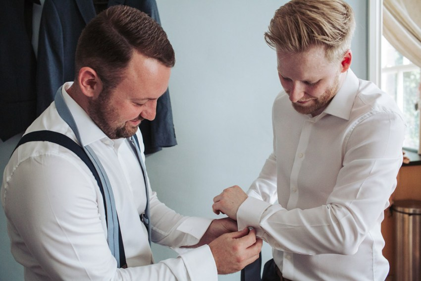 Groom prep | Leeds wedding photographer Yorkshire UK