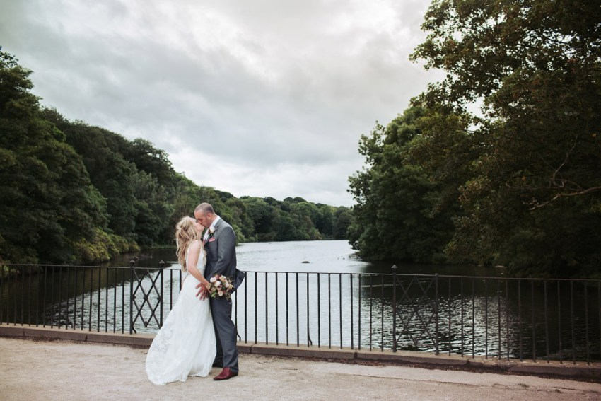 Yorkshire Sculpture park wedding photography | wedding photography Yorkshire UK