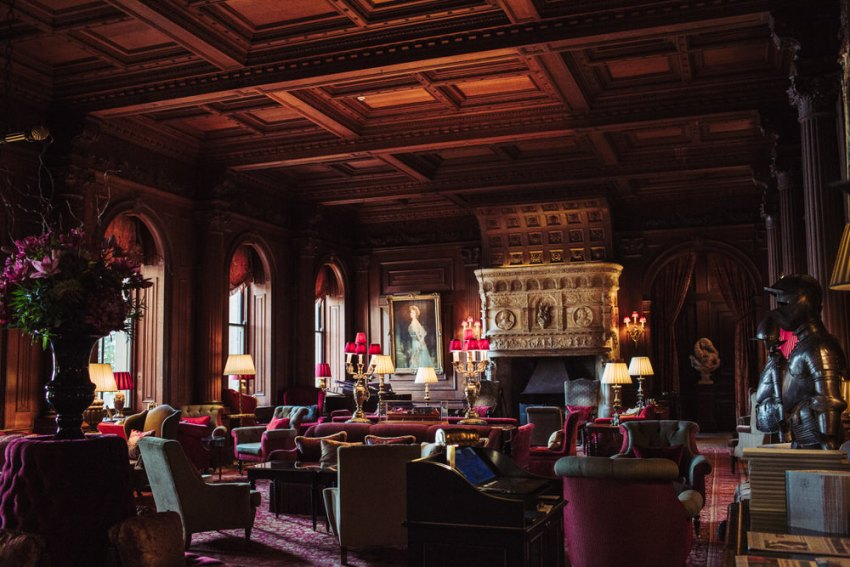 Cliveden House great Hall | National Trust hotel