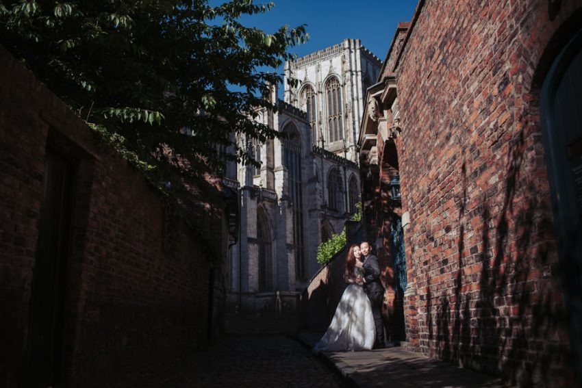 Chinese pre wedding photography York minster. Best UK wedding photography.