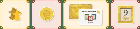 Emperor's Pavilion - Gift Token - Emperor Cards - Emperor Dedication