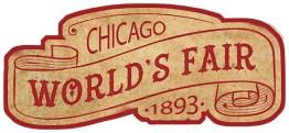World's Fair 1893 - Logo for Market Research