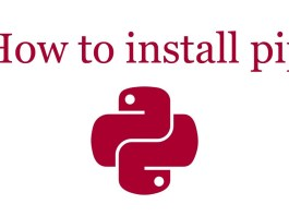 how to install PIP