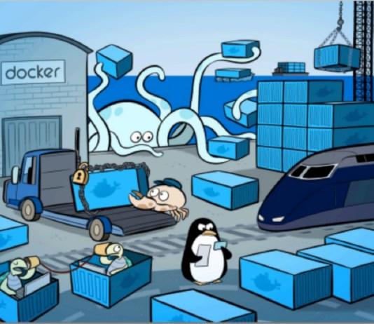 Docker image Security