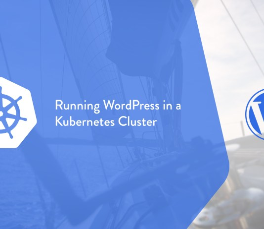 How to run WordPress on Kubernetes
