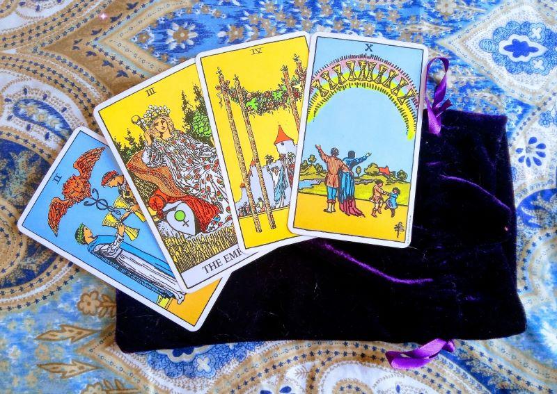 Fox Woman Way online soul purpose tarot reading