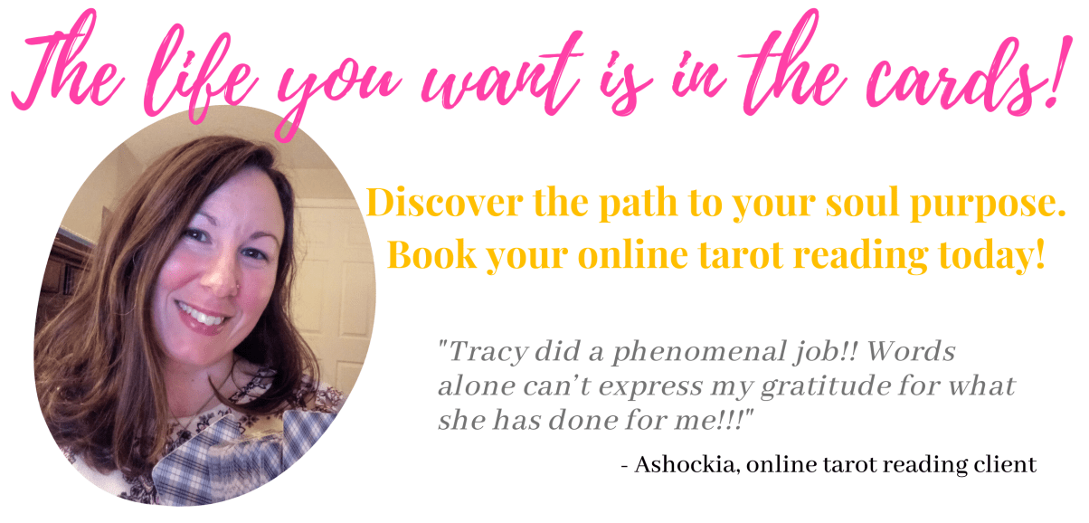 The life you want is in the cards! Book your Fox Woman Way online tarot reading today!