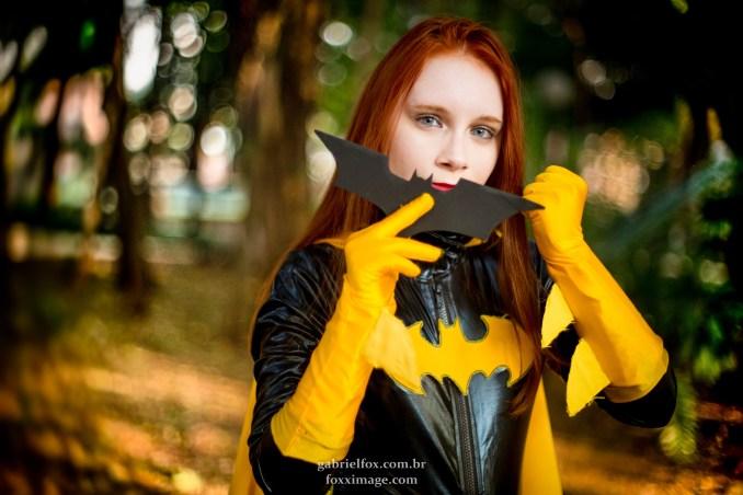 Carol Quinn - Batgirl